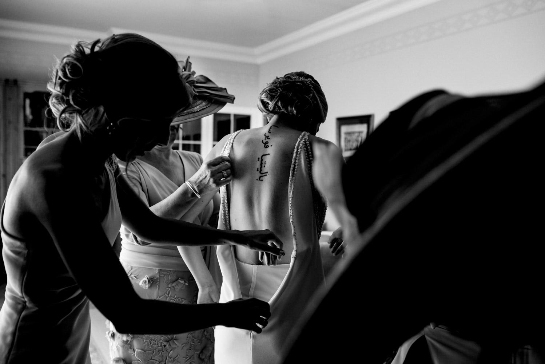 Fotógrafo de bodas Madrid el zorro azul weddings