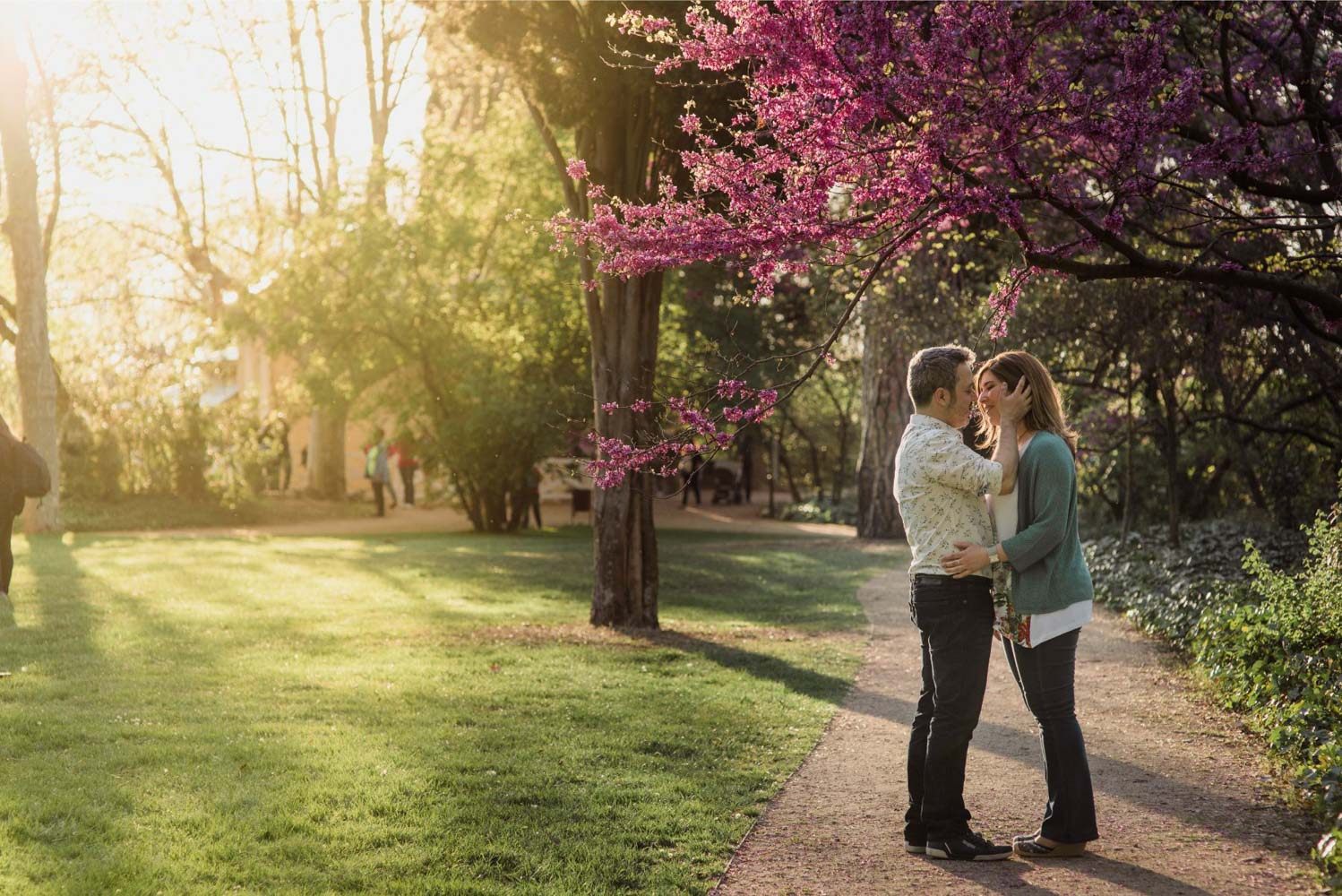 Fotografía Preboda en Madrid - el zorro azul weddings